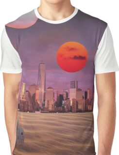 New Tatooine Graphic T-Shirt