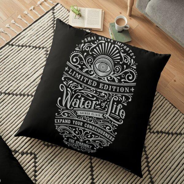 Water of Life Dune Floor Pillow
