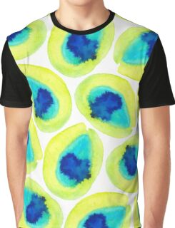 Electric Avocados  Graphic T-Shirt