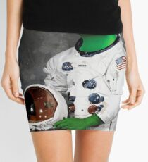 Dat Boi Astronaut Mini Skirt