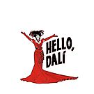 Hello Dalí by Ivy Izzard