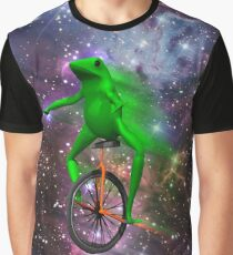 dat boi meme shirt Graphic T-Shirt