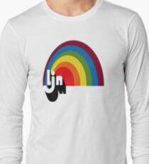 Vintage LJN Rainbow Logo  Long Sleeve T-Shirt