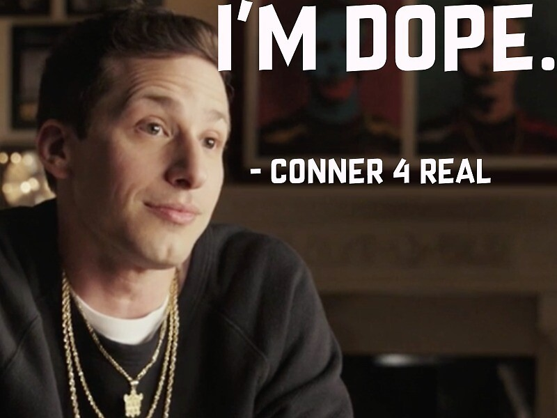 Popstar - Conner 4 Real by STICKERS4DAYS