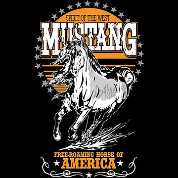 Mustang by yetiwksp