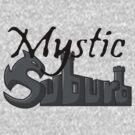 Mystic Suburb Logo by chancel
