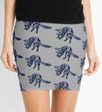 Ferret Trybe: War Dance! Mini Skirt