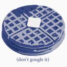 Blue Waffle by chancel