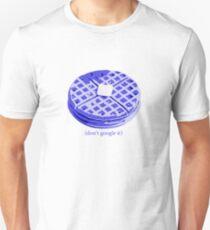 Blue Waffle Unisex T-Shirt