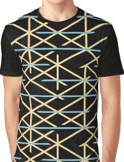 Geometric Graphic T-Shirt