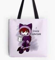 I Hate Winter Tote Bag