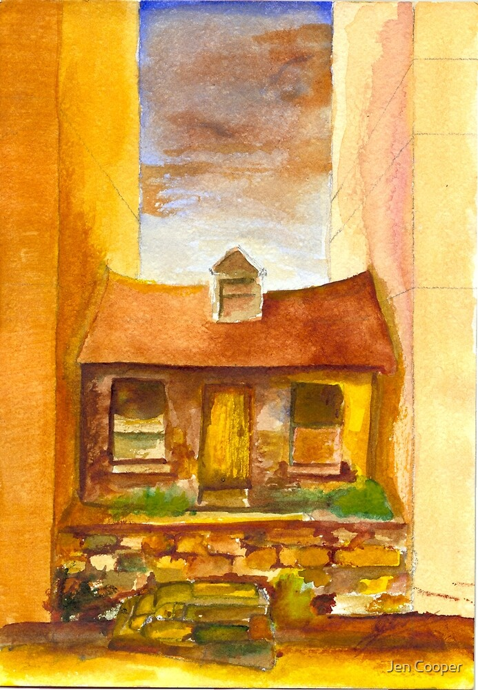 Pyrmont St house by Jen Cooper
