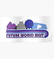 Future World West Poster