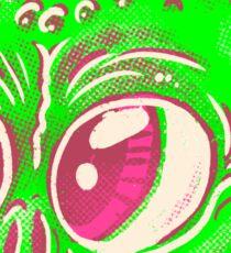 Goblin Face Sticker