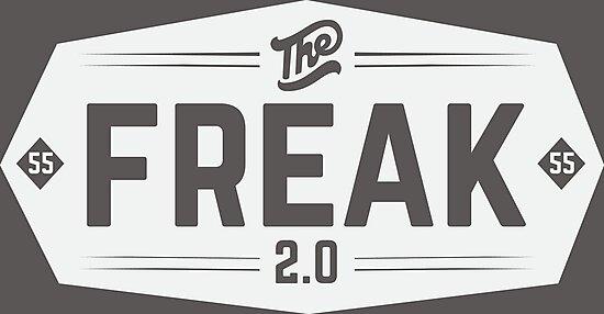 Tim Lincecum The Freak 2.0  by inkymisfit
