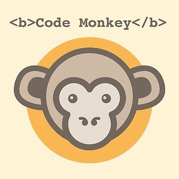 Code Monkey by chimeraarts