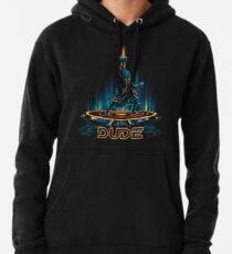 The Big Tronowski Pullover Hoodie