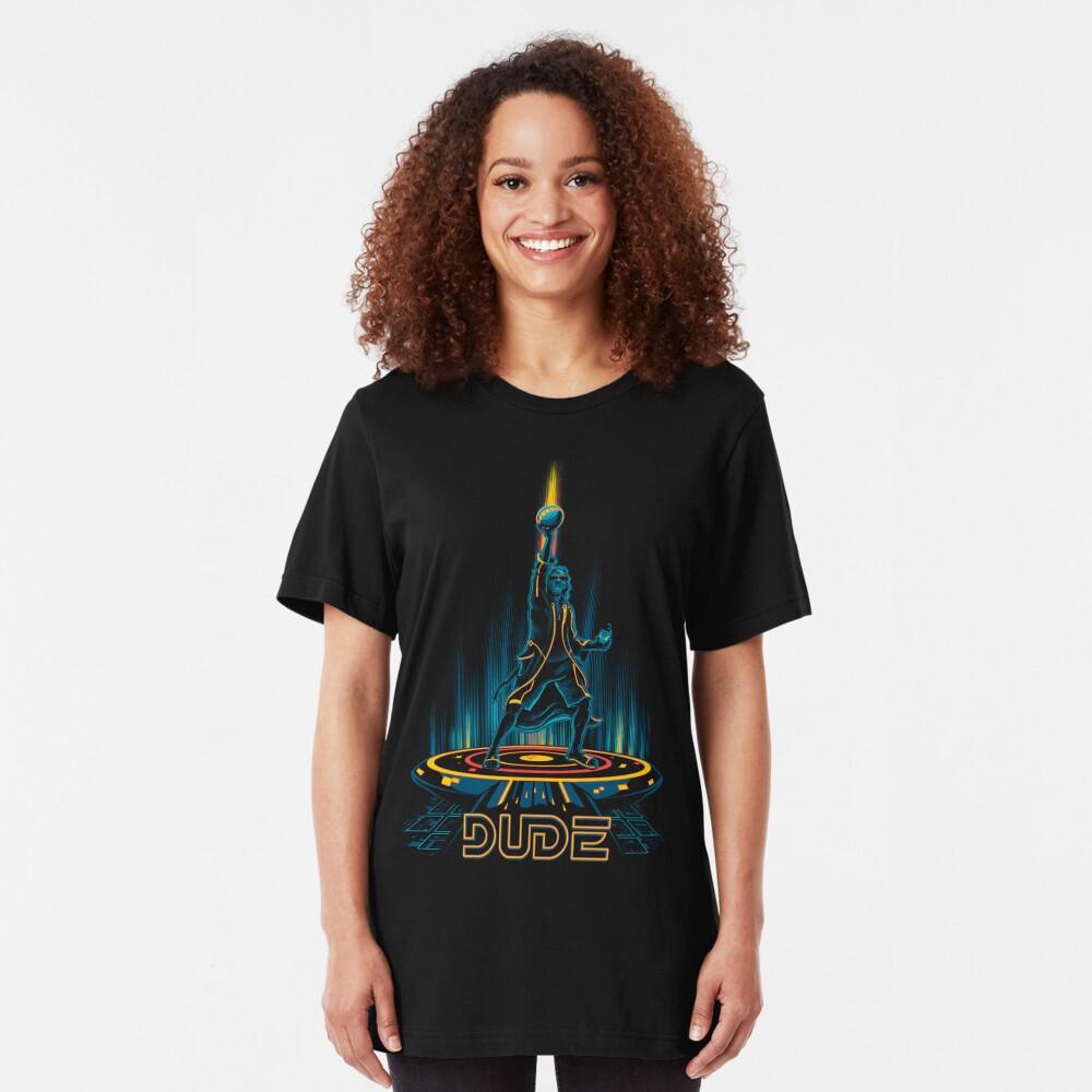 Der große Tronowski Slim Fit T-Shirt