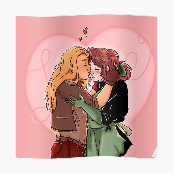 Milf Küssen Junges Mädchen
