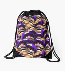 WALUIGI Drawstring Bag