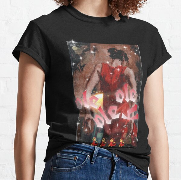 OLE OLE Y OLE (black version) Camiseta clásica