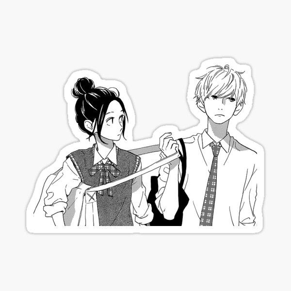 Suzume X Mamura Sticker