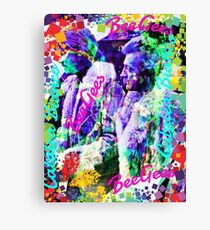 The Bee Gees Canvas Print