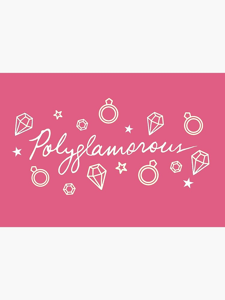 Polyglamorous Pink by polyphiliashop