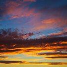 The Sunset at Marrickville by EzekielR
