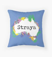 Straya Throw Pillow