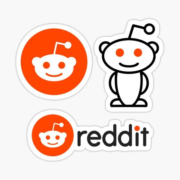Reddit Stickers Pack Sticker