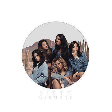 Fifth Harmony (Circle) by shaunsuxx