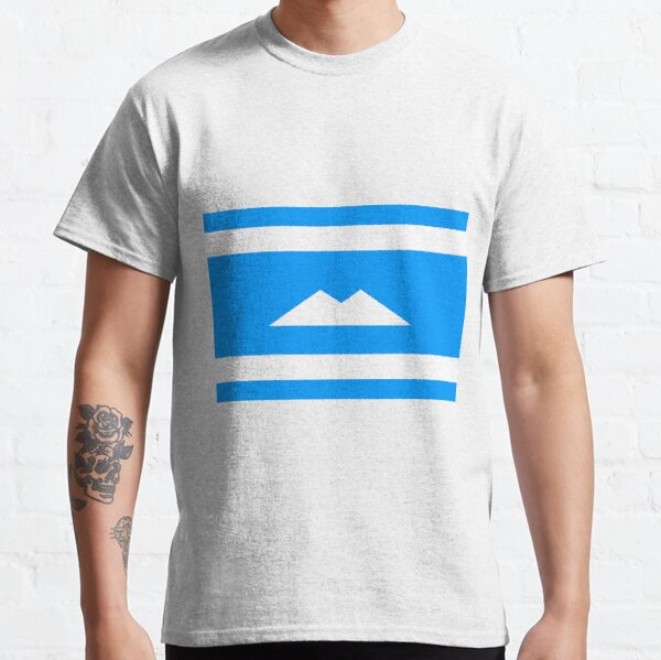 Ethnic flag of the Balkar and Karachay peoples Classic T-Shirt