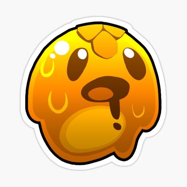 Honey Slime Sticker