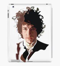 Bob Dylan Music Icon iPad Case/Skin