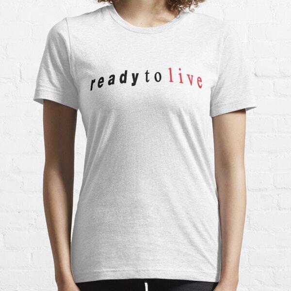 BIGGI bereit zu leben Essential T-Shirt