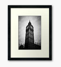 Ben - Dark Tower Framed Print