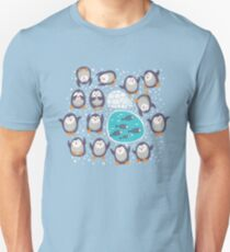 Winter penguins T-Shirt