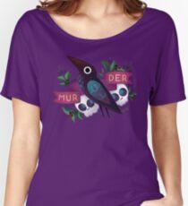 Murder Crow Women's Relaxed Fit T-Shirt