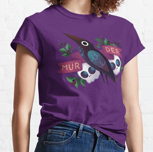 Mordkrähe Classic T-Shirt