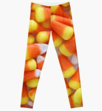 Candy Corn Galore Leggings