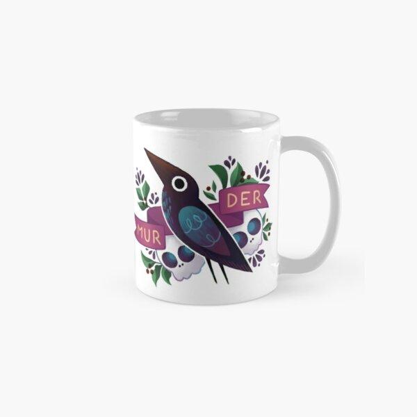 Murder Crow Classic Mug