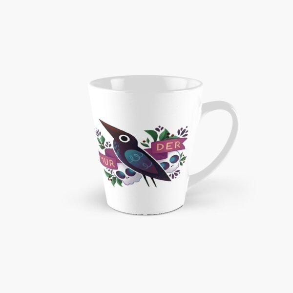 Murder Crow Tall Mug