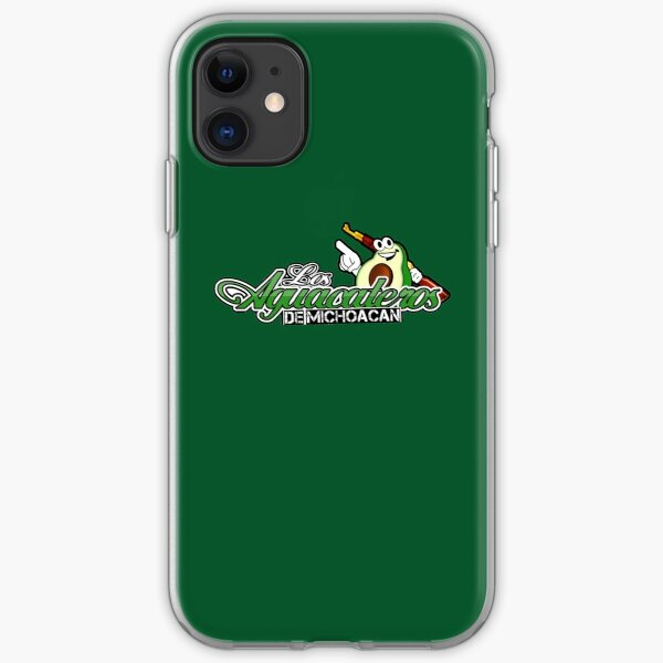Aguacateros De Michoacan iPhone Soft Case