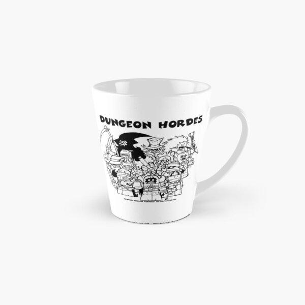 Old Dungeon Hordes Group Tall Mug
