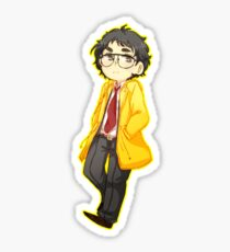 adootchi (glasses) Sticker