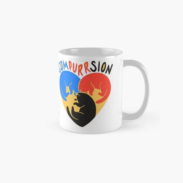 Compurrsion Cats Classic Mug