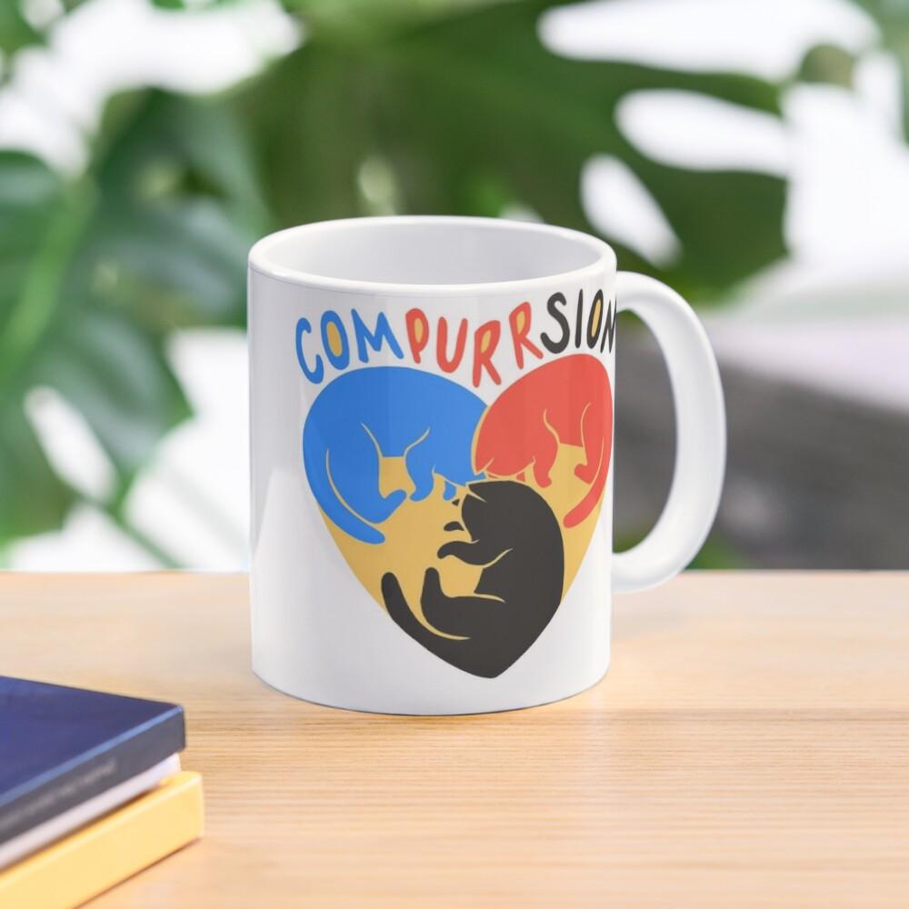Compurrsion Cats Mug