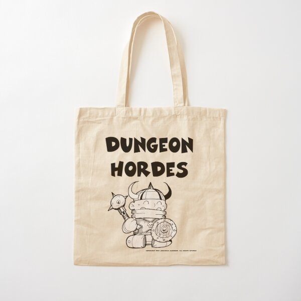 Old School Tomes Cotton Tote Bag