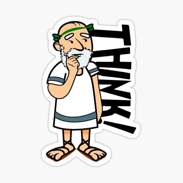 Think! Sticker